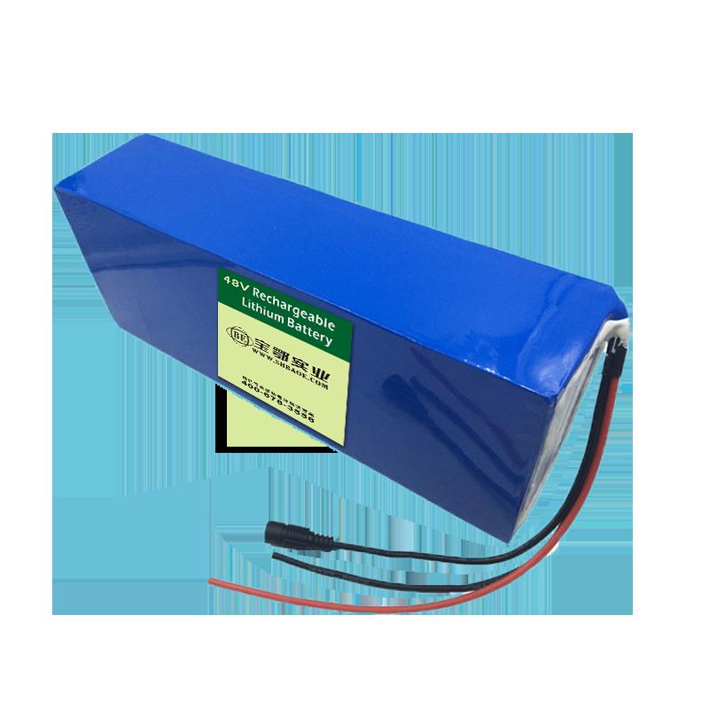 48V 10AH  动力锂电池
