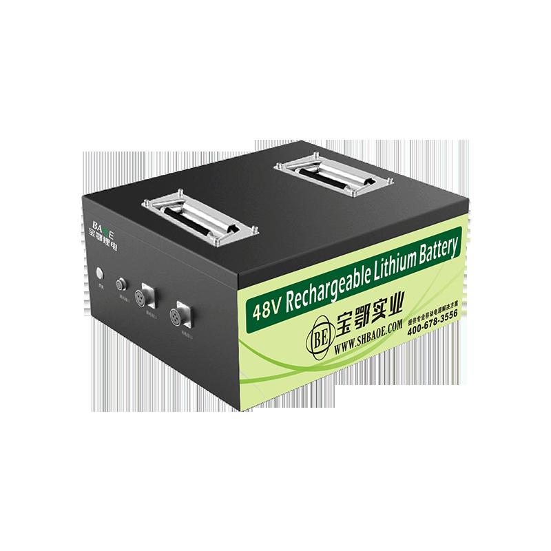 48V39AH 工业机器人AGV锂电池组