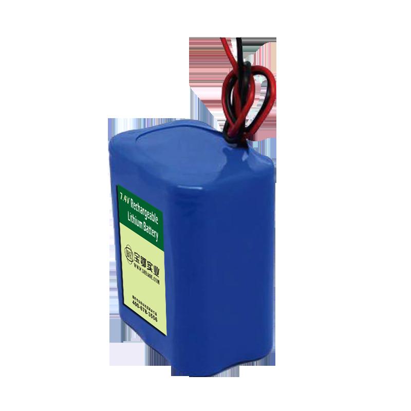 26650磷酸铁锂12V-10AH农业在线检测仪器锂电
