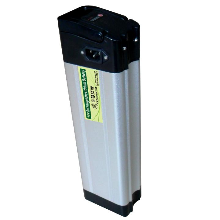 电动自行车48V30Ah磷酸铁锂电池