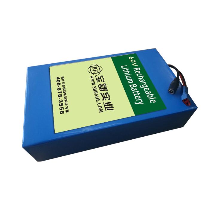 磷酸铁锂60V20Ah锂电池