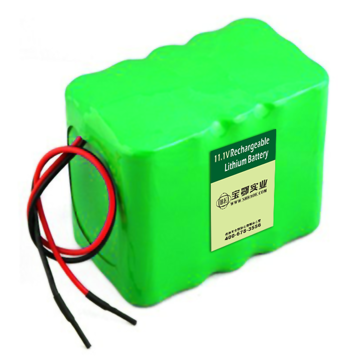 11.1v-12AH烟气采样器电池