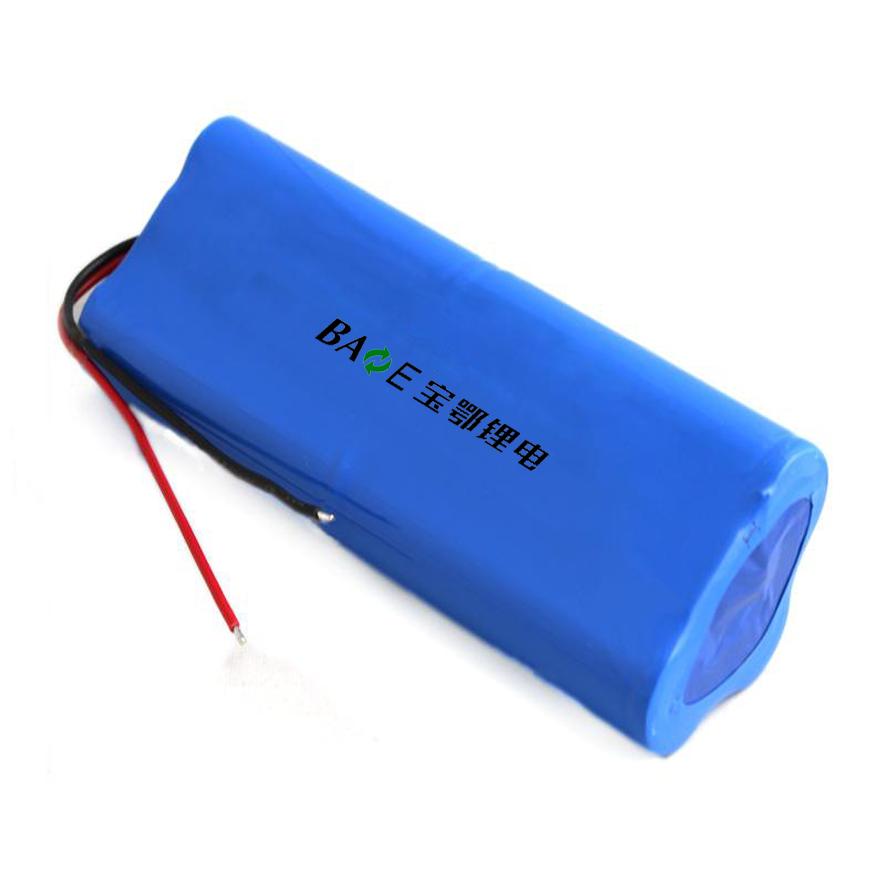 7.4V-7.8AH监测设备用锂电池组