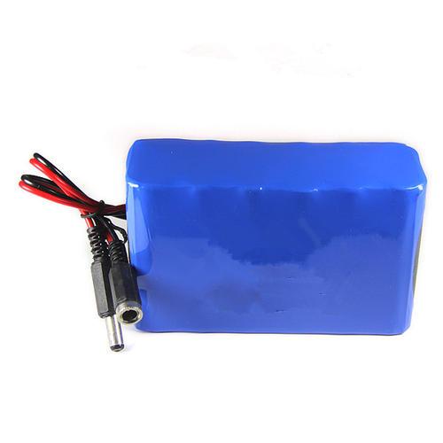 坏境监测锂电池组11.1V-4.4AH