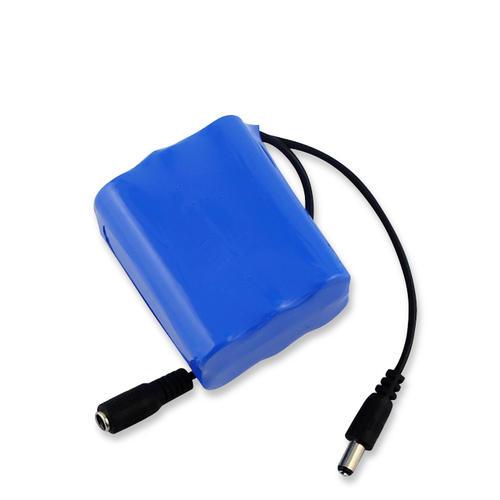 12.6V 锂电池组 18650 2200mAh