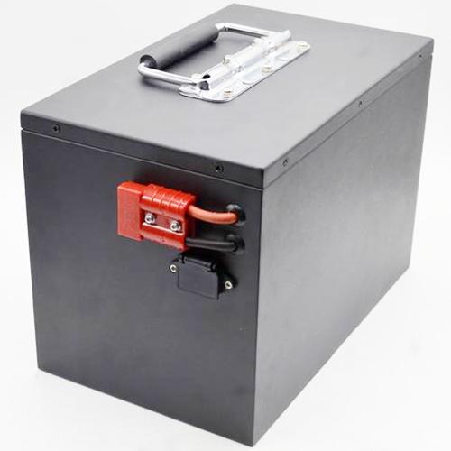 48V  80Ah 磷酸铁锂电池组