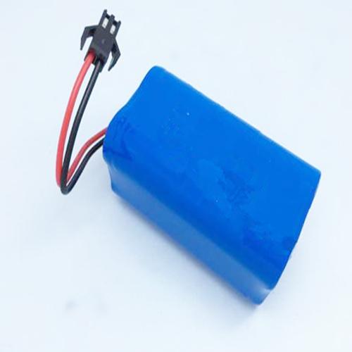 7.4V 4800mAh 18650锂电池组