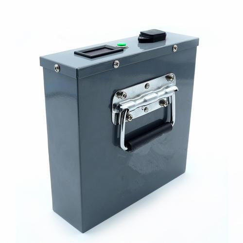 12V-100ah大容量锂电池 尾气检测电源