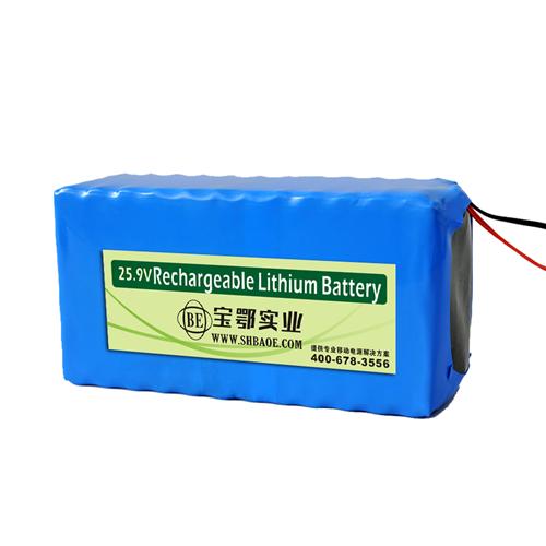 智能交通设备专用锂电池