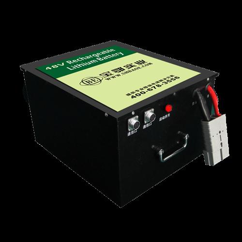 48V 50Ah 26650 光伏储能磷酸铁锂电池 RS485通信