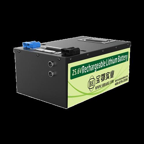 25.2V 20Ah 18650 特种车辆电源储能锂电池 RS232和RS485通信