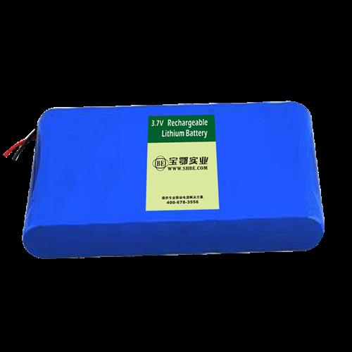 3.7V-11AH智能安防设备锂电池组