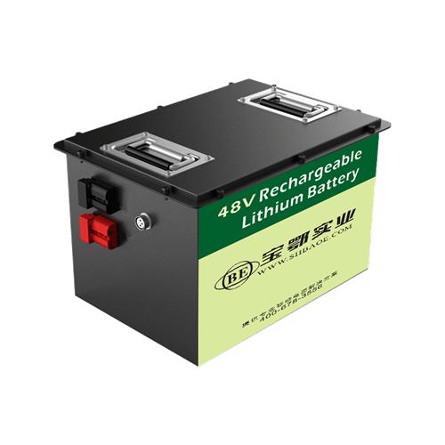 48v50AH军工通讯基站锂电池组