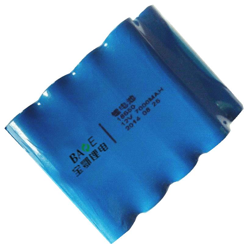11.1V-10.4AH医疗呼吸机智能锂离子18650电池组