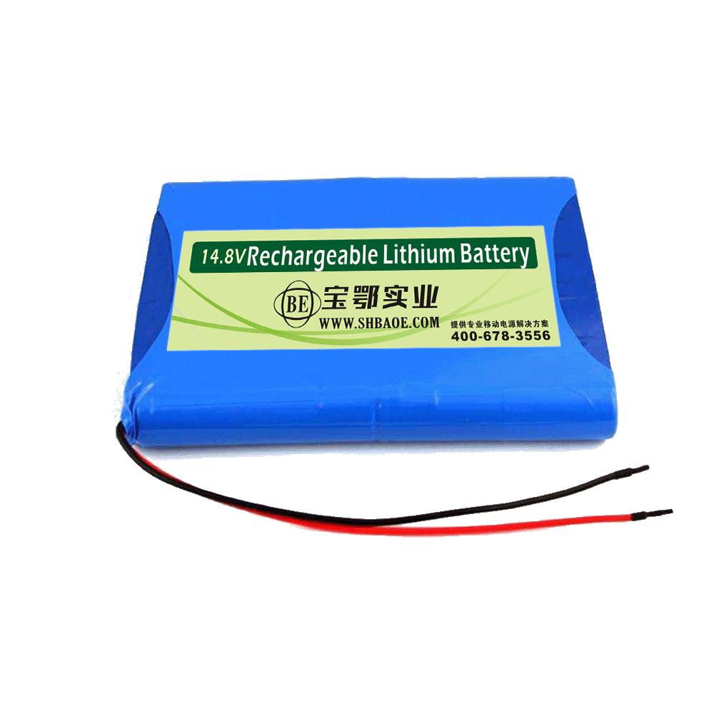 便携式加固计算机智能锂离子14.8V 7.5AH电