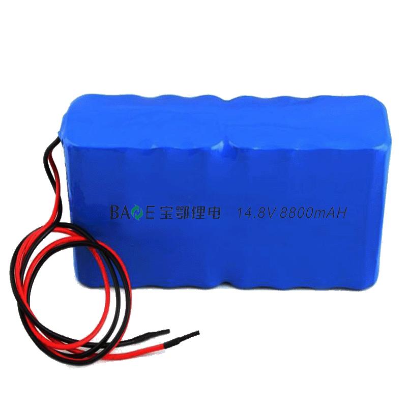 14.8V  8.8AH便携式制氧机锂电池 便携B超锂电池