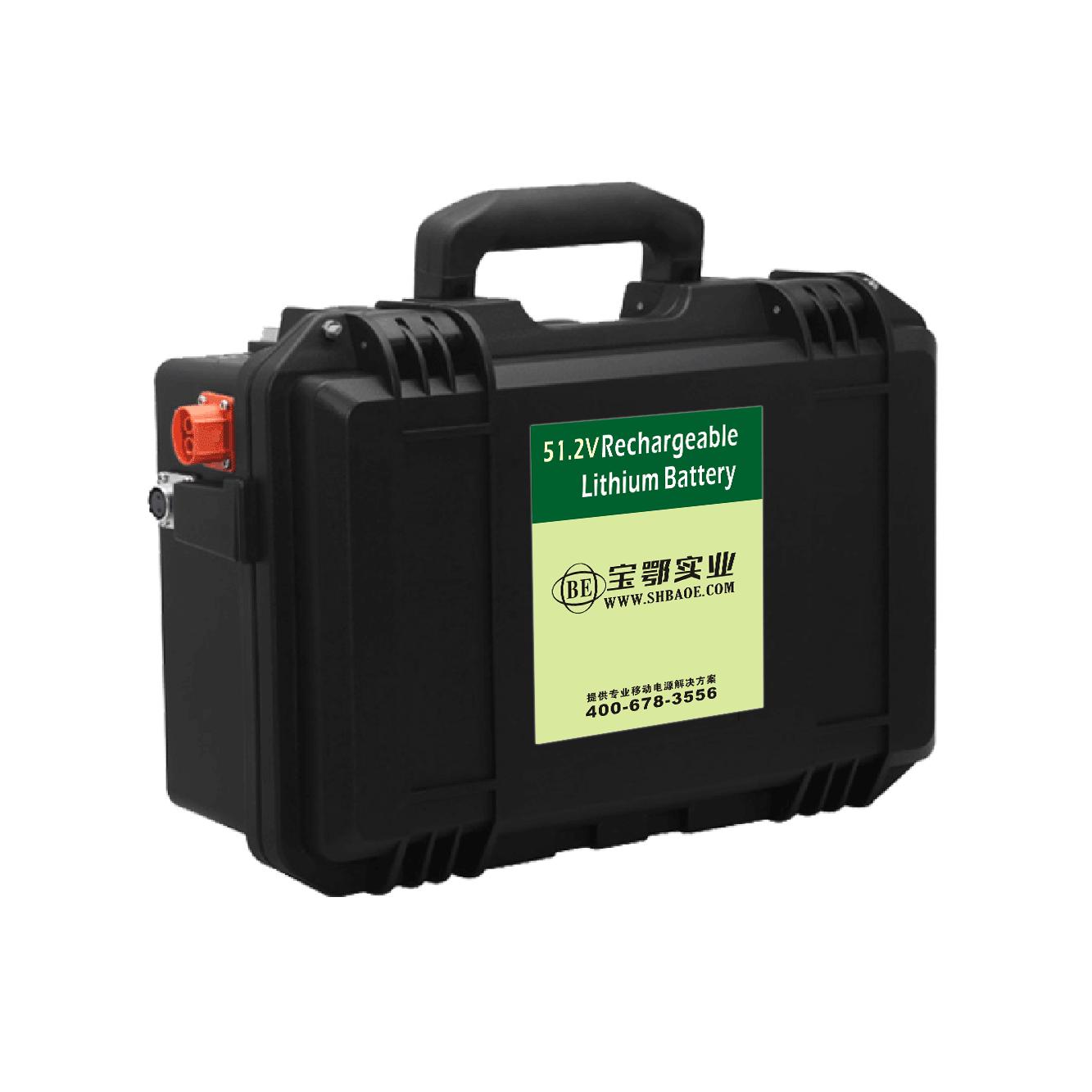 50V40AH户外智能储备电源