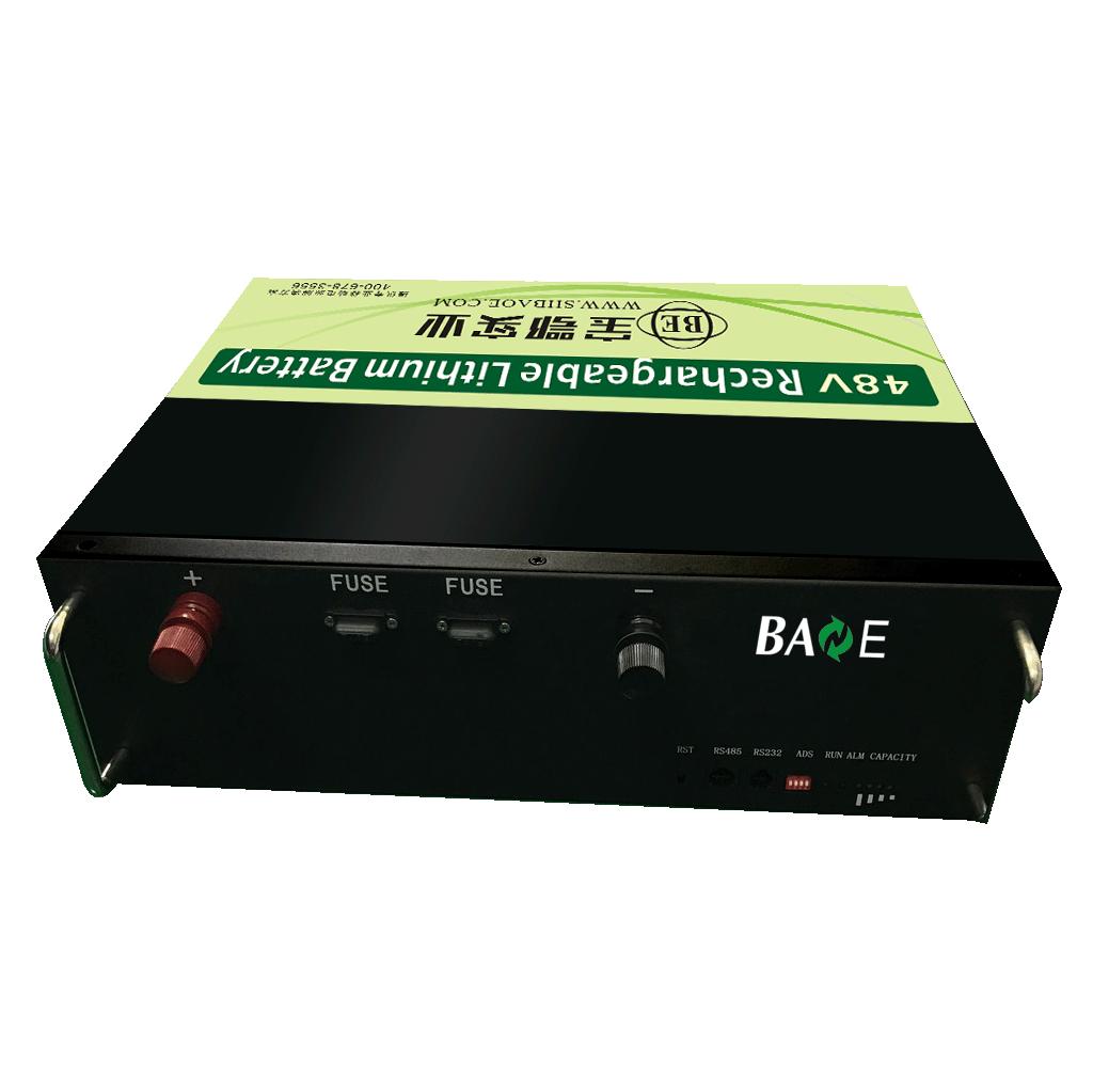 48v50AH通讯基站锂电池组