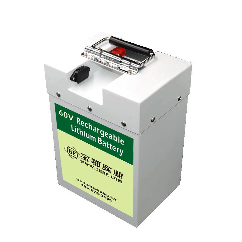 智能仓储物流小车AGV专用锂电池