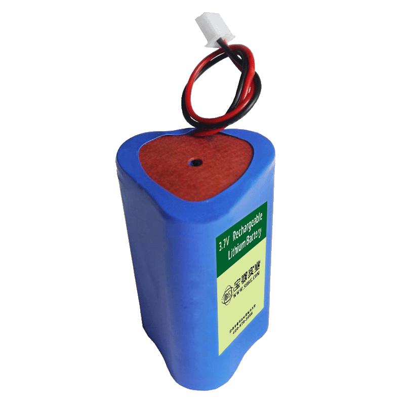 -40℃低温锂电池18650 24V 88mAh,轨道检测仪电池