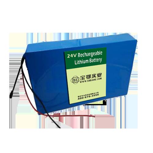 12V 50Ah 磷酸铁锂电池 旅游观光缆车索道