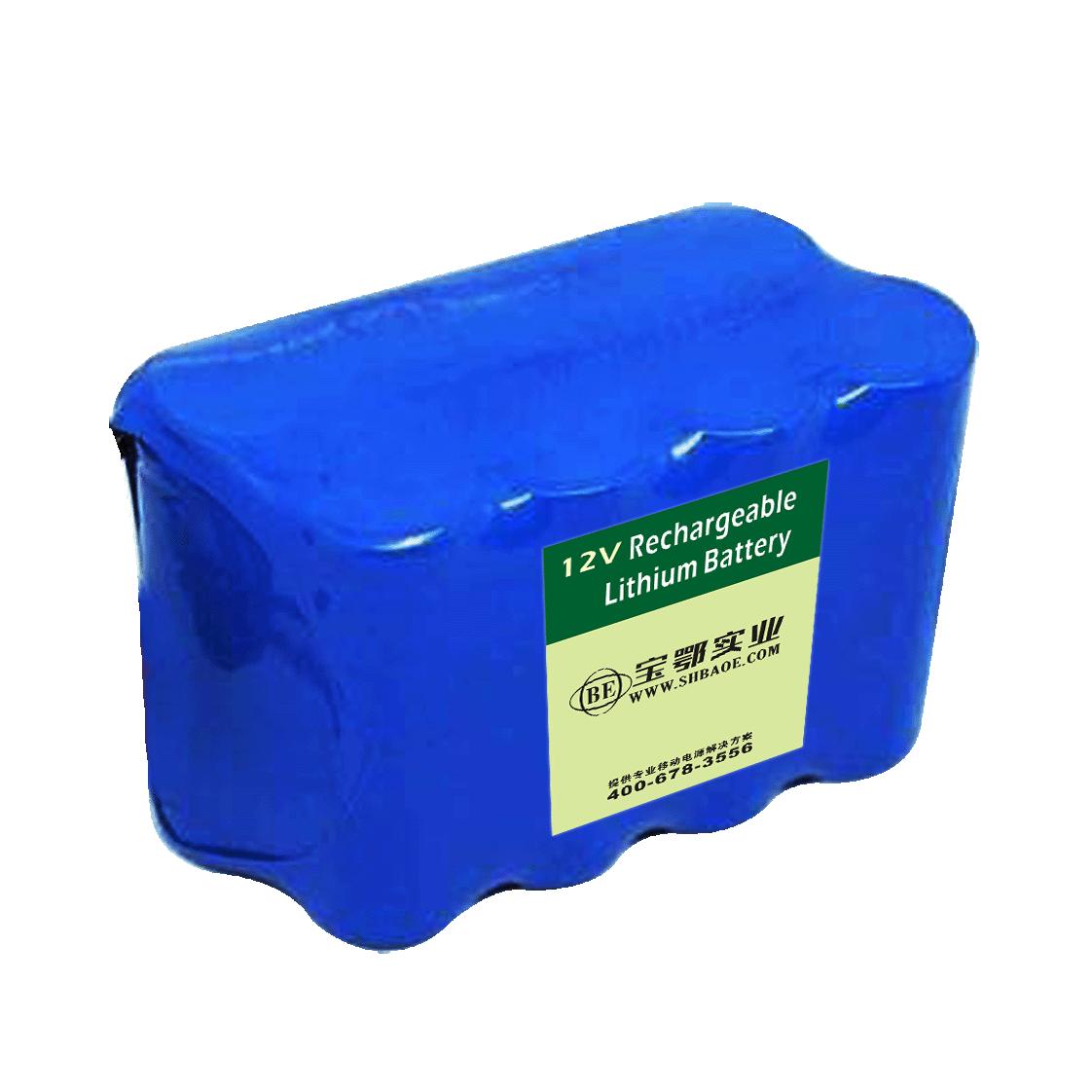 5V 8000mAh 18650 力神 浮标定位三元锂电池