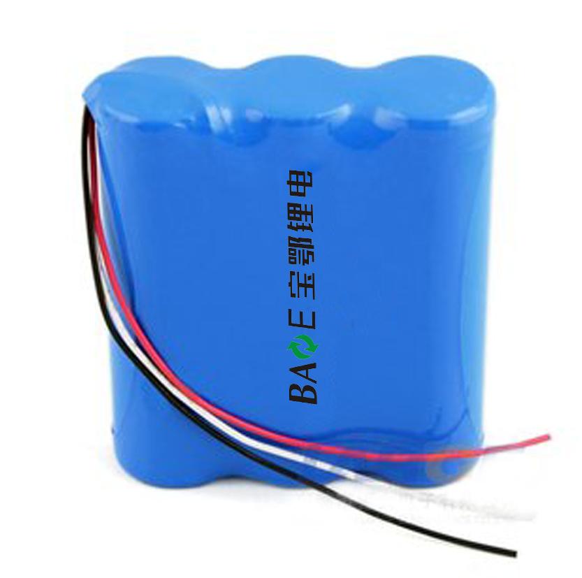 3.7V7.8AH电动工具锂电池组