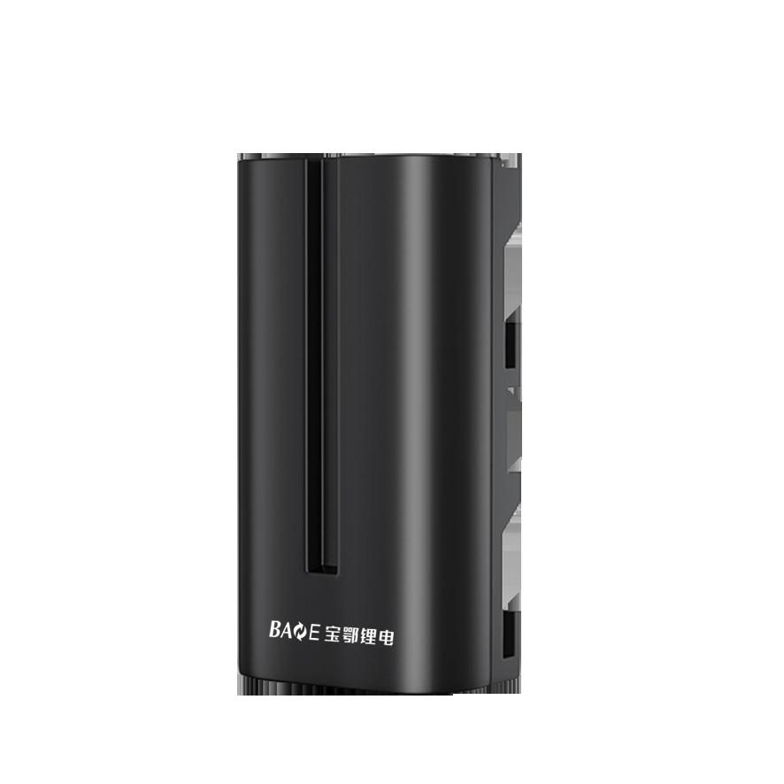 7.4V2.6AH手持式太阳能风扇锂电池组