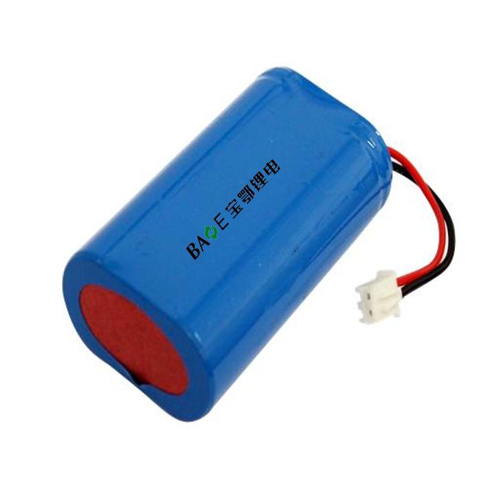 7.4V-4.4AH电动工具用电池组