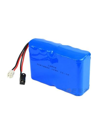 48V 2900mAh 18650 智能吸尘器锂电池