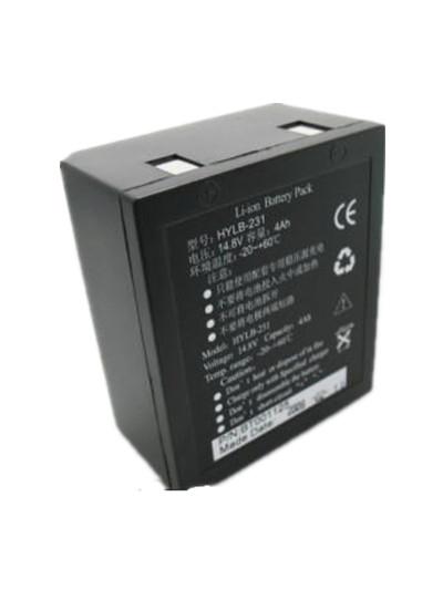 48V 6Ah 18650 激光设备三元锂电池