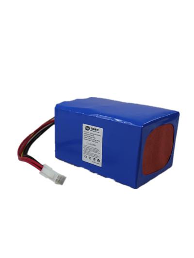 -40℃低温放电,25.6V 20Ah 声呐设备低温磷酸铁锂电池