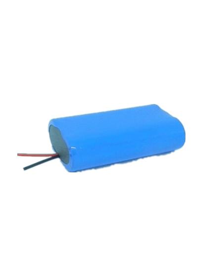 -40℃低温放电,7.4V 17.5Ah 18650 特种激光枪低温锂电池