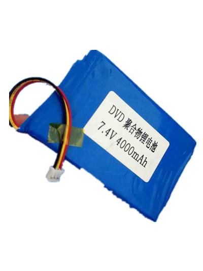 11.1V 4000mAh 4055130 高级美容仪聚合物锂电池