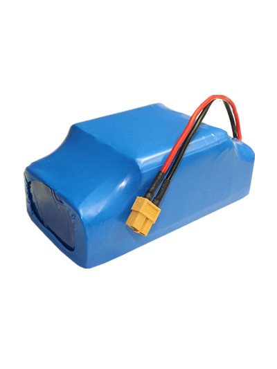 3.7V锂电池 6600mah18650电池组