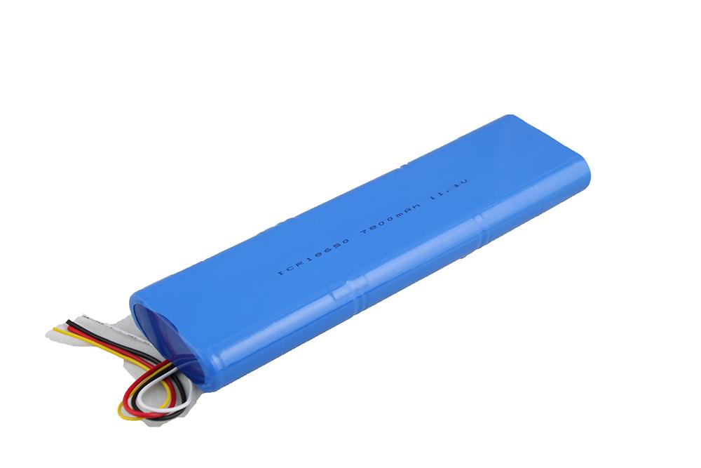 7.4V 6600mAh 小型管道机器人电池