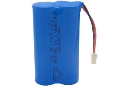 3.7V 1100mAh 手机电池