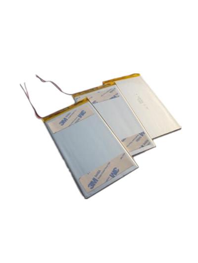 3.7V 医疗设备美容器械充电聚合物锂电池